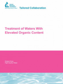 Treatment of Waters With Elevated Organic Content av Simon Parsons, Bruce Jefferson, P. Jarvis, E. Sharp, D. Dixon, B. Bolto og P. Scales (Heftet)