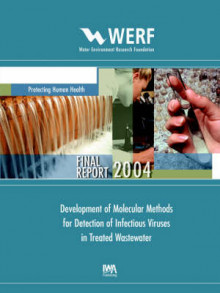 Development of Molecular Methods for Detection of Infectious Viruses in Treated Wastewater av Francis A. DiGiano, Theresa L. Cromeans, V. Speight og W. Zhang (Heftet)