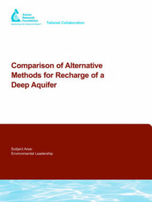 Comparison of Alternative Methods for Recharge of a Deep Aquifer av W. Hahn, H. Thompson, J. Forbes og M. Ankeny (Heftet)