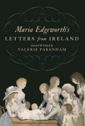 Maria Edgeworth's Letters from Ireland av Maria Edgeworth (Heftet)