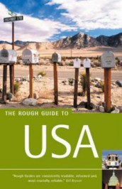 The rough guide to the USA av Samantha Cook, Tim Perry og Greg Ward (Heftet)