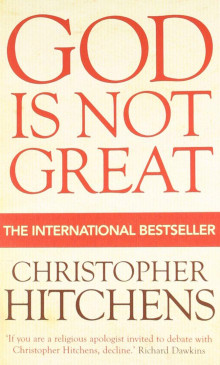 God is not great av Christopher Hitchens (Heftet)