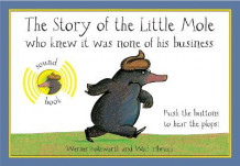 The Story of the Little Mole Sound Book av Werner Holzwarth (Kartonert)