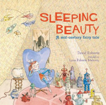 Sleeping Beauty av Lynn Roberts (Innbundet)
