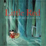 Omslag - Little Red: A Fizzingly Funny Fairy Tale