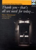 Thank You--That's All We Need for Today av Mary Hammond (Heftet)