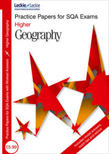 Higher Geography Practice Papers av Bill Dick og Sheena Williamson (Heftet)