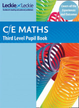 Omslag - CfE Maths Third Level Pupil Book