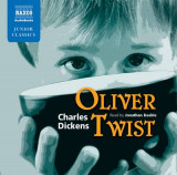 Omslag - Oliver Twist: Retold for Younger Listeners