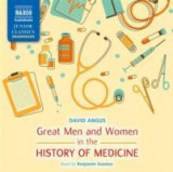 Omslag - Great Men and Women in the History of Medicine