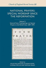 Omslag - National Prayers: Special Worship since the Reformation