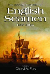 Omslag - The Social History of English Seamen, 1650-1815
