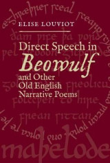 Omslag - Direct Speech in Beowulf and Other Old English Narrative Poems