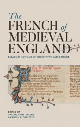 Omslag - The French of Medieval England