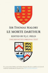 Omslag - Sir Thomas Malory: Le Morte Darthur
