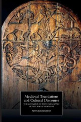 Omslag - Medieval Translations and Cultural Discourse