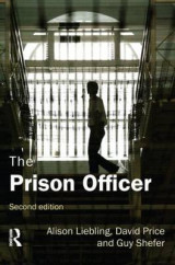 Omslag - The Prison Officer