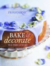 Bake and Decorate av Fiona Cairns (Innbundet)