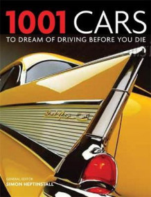 1001 cars to dream of driving before you die (Heftet)