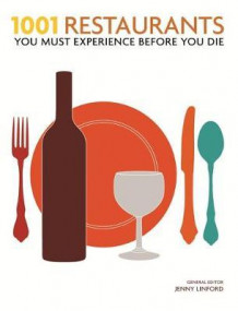 1001 restaurants you must experience before you die av Jenny Linford (Heftet)