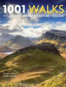 1001 walks you must experience before you die av Barry Stone (Heftet)
