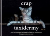 Omslag - Crap taxidermy
