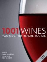 Omslag - 1001 wines you must try before you die