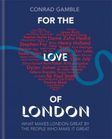 Omslag - For the Love of London