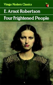 Four Frightened People av E. Arnot Robertson (Heftet)