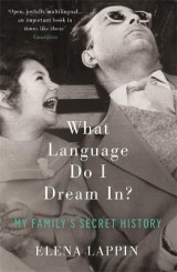 Omslag - What Language Do I Dream In?