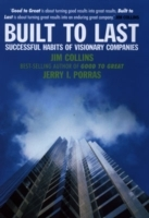 Built To Last av James Collins, Jerry Porras og Jim Collins (Innbundet)