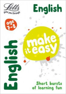 Letts Make it Easy - New Curriculum: English Age 7-8 av Letts KS2, Alison Head og Louis Fidge (Heftet)