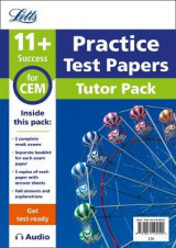 Omslag - 11+ Mock Test Papers Tutor Pack for CEM Inc Audio Download