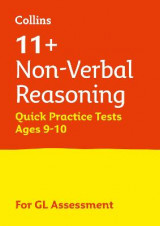 Omslag - 11+ Non-Verbal Reasoning Quick Practice Tests Age 9-10 for the GL Assessment tests