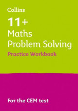 Omslag - 11+ Problem Solving Results Booster for the CEM tests