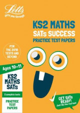 Omslag - KS2 Maths SATs Practice Test Papers