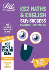 Omslag - KS2 Maths and English SATs Practice Test Papers