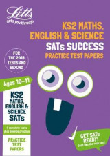 Omslag - KS2 Maths, English and Science SATs Practice Test Papers