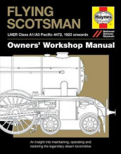 Flying Scotsman Manual av Philip Atkins (Innbundet)