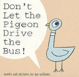 Omslag - Don't Let the Pigeon Drive the Bus!