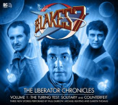 The Liberator Chronicles: Volume 1 av Peter Anghelides, Nigel Fairs og Simon Guerrier (Lydbok-CD)