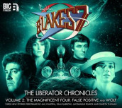 The Liberator Chronicles: Volume 2 av Nigel Fairs, Simon Guerrier og Eddie Robson (Lydbok-CD)