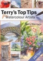 Omslag - Terry's Top Tips for Watercolour Artists