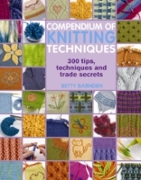 Compendium of knitting techniques av Betty Barnden (Heftet)