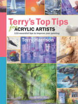 Omslag - Terry's Top Tips for Acrylic Artists