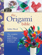The origami bible av Ashley Wood (Spiral)
