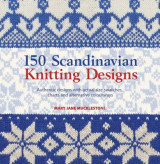 Omslag - 150 Scandinavian knitting designs
