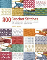 Omslag - 200 Crochet Stitches