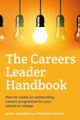 Omslag - The Careers Leader Handbook