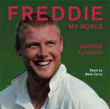 Omslag - Freddie Flintoff - My World